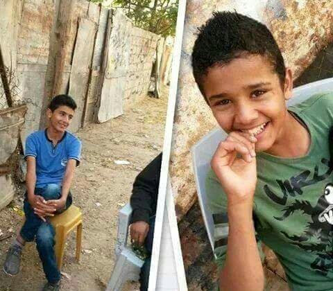 עאדל (14) ואיברהים (15) שכנראה תבעו בדרכם לאירופה
