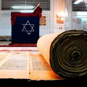 יהודי ארצות האסלאם חשבו על עצמם במושגים דתיים, לא לאומיים. בית הכנסת מול יעקב באספהאן (פליקר CC BY 2.0 הועלה על ידי HOVER)