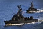 ספינות סער 4 ישראליות בשימוש הצי הצ'ילאני. (צילום: הצי האמריקאי)
