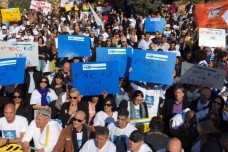 לקראת שביתה: עובדים ולא מצליחים לסגור את החודש