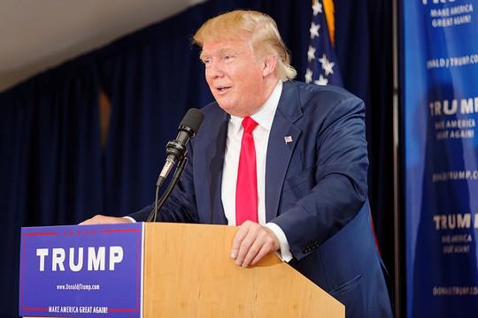 גזען יותר מהפוליטיקאי הישראלי הממוצע? דונלד טראמפ (מקור Michael Vadon, ויקיפדיה CC BY-SA 4.0)