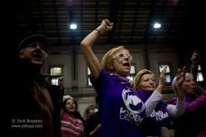 ספרד: הישג גדול לתנועת המחאה בבחירות מטלטל את המערכת הפוליטית