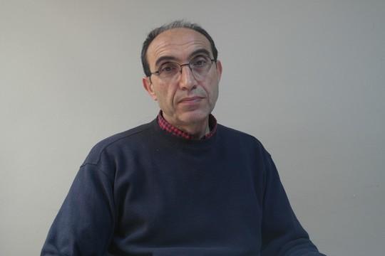 """גונאי קובילאי, סגן יו""""ר מפלגת העמים הדמוקרטית (אבי בלכרמן)"""