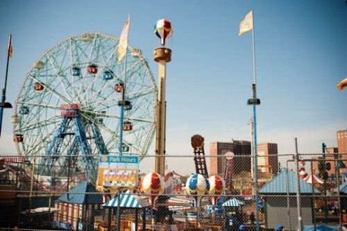 גלגל ענק, קוני איילנד, ניו יורק (acidpolly CC BY-NC 2.0)
