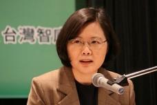 הנשיאה הראשונה של טאיוון, צאי ינג-וון (צילום: davidreid, ויקימדיה CC BY 2.0)