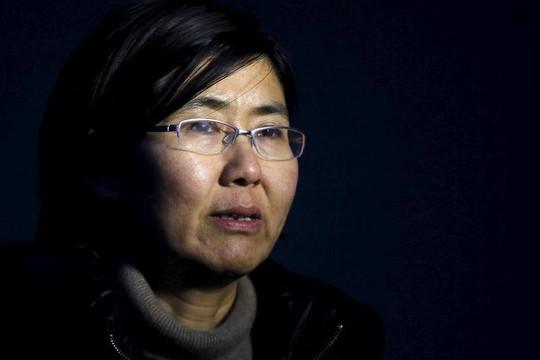 """עו""""ד וואנג יו (צילום: HRW)"""