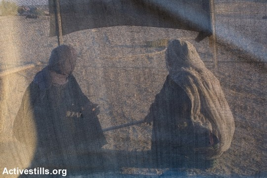 שתי נשים בדואיות (אילוסטרציה: קרן מנור / אקטיבסטילס)