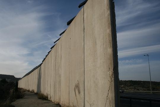 חומה, כביש 60 (חגי מטר)