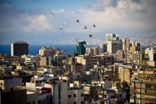 ביירות (אילוסטרציה: Omar Chatriwala CC BY-NC-ND 2.0)