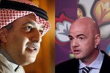 """סלאמאת בלאטר: האם לראשונה בהיסטוריה ייבחר נשיא ערבי לפיפ""""א?"""
