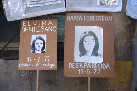 הדספרדוס, הנעלמים. 40 שנה למהפכה הצבאית בארגנטינה