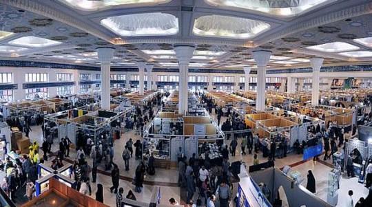 במהלך היריד של 2015 רכשו האיראנים ספרים בשווי 38 מליון דולר.