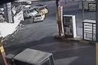 """צילום מסך. האירוע במהלכו ירה מח""""ט בנימין במוחמד אל-כסבה והרג אותו"""