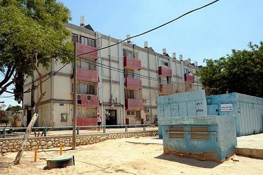 שכונה ד' מזרח בבאר שבע (צילום: The Israel Project ויקימדיה CC BY-SA 2.0)