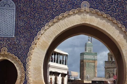 ארכיטקטורה מרוקאית (טל ויינטראוב)