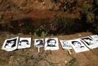 קבר ממנו הוצאו גופות של נעלמים שנרצחו בקולוניה דיגנידד (צילום: Zazil-Ha Troncoso 2 ויקימדיה CC BY-SA 4.0)
