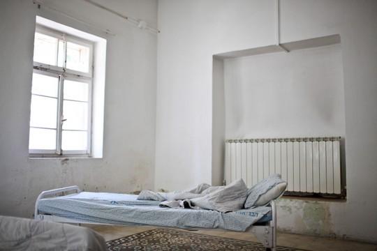 חדר אשפוז לנפגעי נפש בכפר שאול, ירושלים (נועם מוסקוביץ / פלאש90)