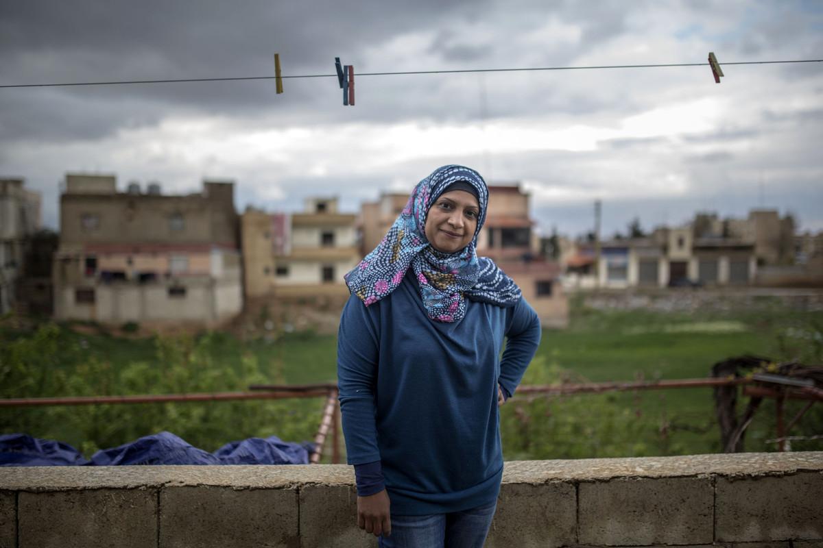 פליטים בלבנון: בסימה, בעלבכ (אן פאק / אקטיבסטילס)