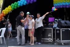 הסובלנות של עיריית חיפה למצעד הגאווה נגמרה עם מילת הביקורת הראשונה