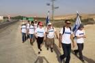 צעדת השוויון יוצאת מירוחם לירושלים (תנועת הפריפריות)