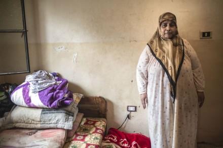 פליטים בלבנון: שרה, מחנה שתילה (אן פאק / אקטיבסטילס)