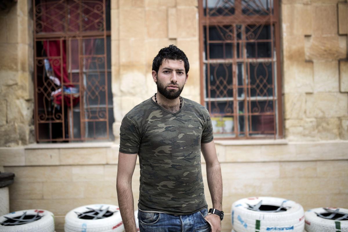 פליטים בלבנון: יאסר, בעלבכ (אן פאק / אקטיבסטילס)