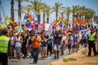 מצעד הגאווה באשדוד (פלאש90)