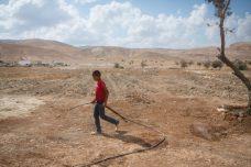 הייבוש האיטי של בקעת הירדן נועד לגירוש