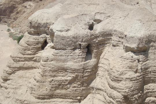 מערות קומראן (בסאם אלמוהור)