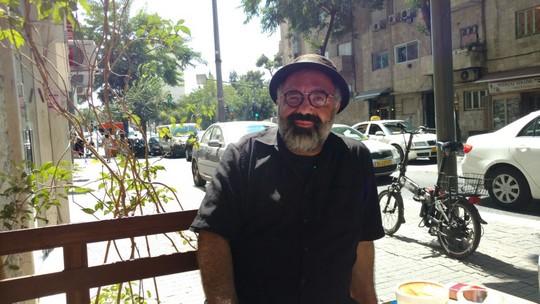 הבמאי האיראני פרשיד עלי זאהדי
