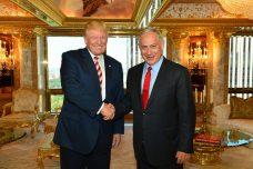 "בנימין נתניהו עם דונלד טראמפ, ספטמבר 2016 (קובי גדעון, לע""מ)"