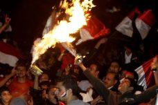 אוהדי נבחרת מצרים (צילום: Muhammad Ghafari CC BY 2.0, פליקר)