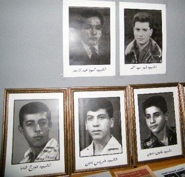 תמונות הנערים הנרצחים (צילום: אתר אלג'ליל)