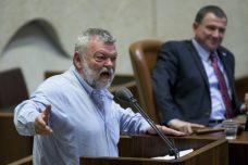 ההצבעה על העלאת קצבאות הנכות היא אירוע היסטורי רק בשביל חברי הכנסת