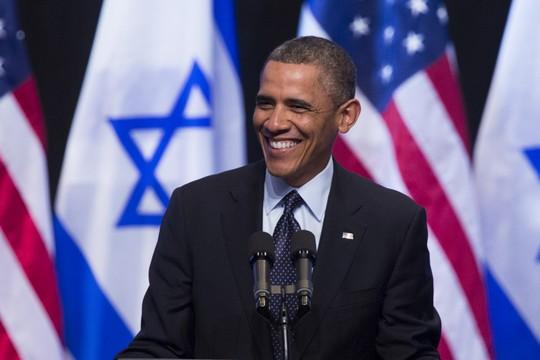 גם הוא ברשימה? הנשיא אובמה בביקור בישראל ופלסטין במרץ 2013 (יונתן סינדל/פלאש90)