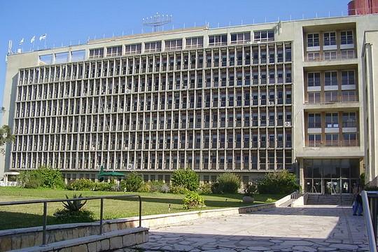 בניין ההסתדרות בתל אביב (צילום: אבישי טייכר CC BY 2.5)