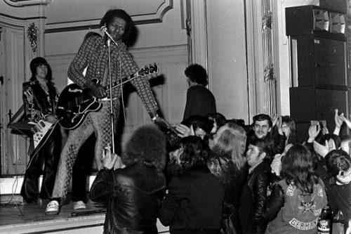 עלייתו ונפילתו של גיבור תרבות שחור: פרידה מצ'אק ברי