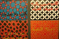 תערוכת אומנות של תלמידי הדו-לשוני: עדות מקומית נדירה ומרגשת