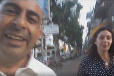 ברק כהן ומירי רגב צילום מסך