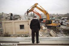 עיריית ירושלים מכריחה לבחור: לבנות ולהסתכן בהריסה או לעזוב את העיר