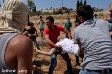 נבי סאלח: מפגין נהרג מירי אש חיה במהלך הפגנת תמיכה באסירים