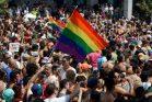 מצעד הגאווה בתל אביב 2017 (צילום: גילי יערי/פלאש90)