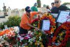 """האדרטה שהוקמה אחר מותו הטראגי של משה סילמן ז""""ל (צילום: יוסי זליגר, פלאש90)"""
