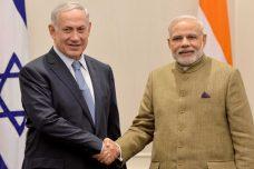 עסקאות נשק ותיאום אידאולוגי: ראש ממשלת הודו מגיע לישראל