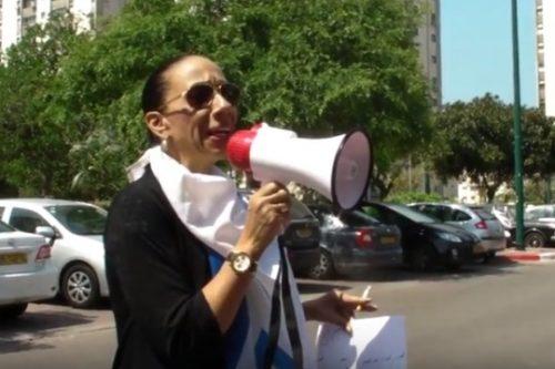 """כשיו""""ר ארגון זכויות השוטרים מגנה על המשטרה, אין לה קווים אדומים"""