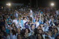 ירושלים: עשרות אלפי נשים קראו להסדר מדיני בעצרת נשים עושות שלום