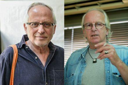 נתן זהבי, יגאל סרנה (משה שי, רובי קסטרו / פלאש90)