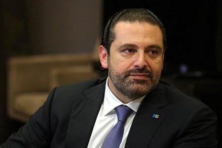 ראש הממשלה המתפטר של לבנון. חזרתו למדינה לא מסמלת את סיום המשבר אלא את תחילתו (צילום: הקרמלין)