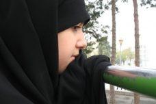 שיר בעקבות שפיכת החומצה על פני נשים באיראן (צילום אילוסטרציה)