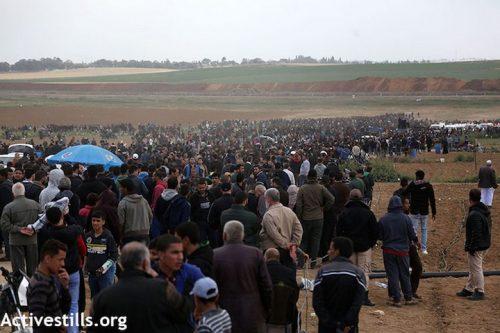 צעדת השיבה - תחילתו של שינוי באסטרטגיה הפלסטינית